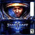 StarCraft II: Wings of Liberty Macintosh Other CD Sleeve - Front