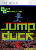 Jump Duck Xbox 360 Front Cover