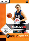 NBA Live 08 Windows Front Cover