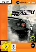 Need for Speed: ProStreet Windows Front Cover