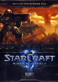 StarCraft II: Wings of Liberty (Collector's Edition) Macintosh Other Behind the Scenes - Keep Case - Front