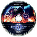 StarCraft II: Wings of Liberty (Collector's Edition) Macintosh Media Soundtrack Disc