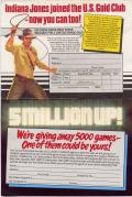 Indiana Jones and the Temple of Doom ZX Spectrum Inside Cover