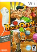 Punch-Out!! Wii Front Cover