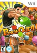 Punch-Out!! Wii Other Keep Case - Front Cover