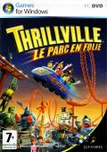 Thrillville: Off the Rails Windows Front Cover