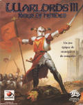 Warlords III: Reign of Heroes Windows Front Cover