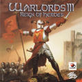 Warlords III: Reign of Heroes Windows Other Jewel Case - Front