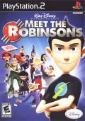 Meet the Robinsons PlayStation 2 Front Cover