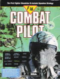 F-16 Combat Pilot DOS Front Cover