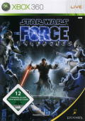 Star Wars: The Force Unleashed Xbox 360 Front Cover