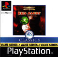 Command & Conquer: Red Alert PlayStation Front Cover