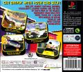 South Park Rally PlayStation Back Cover