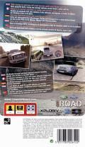 Ford Racing Off Road PSP Back Cover