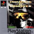 Command & Conquer PlayStation Front Cover