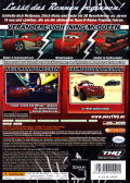 Disney•Pixar Cars: Race-O-Rama Xbox 360 Back Cover