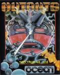 Mutants ZX Spectrum Front Cover