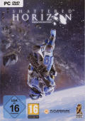 Shattered Horizon: Premium Edition Windows Front Cover