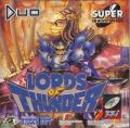 Lords of Thunder TurboGrafx CD Front Cover