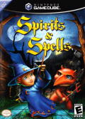 Spirits & Spells GameCube Front Cover