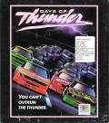 Days of Thunder DOS Front Cover