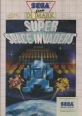 Taito's Super Space Invaders SEGA Master System Front Cover