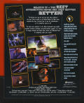 Wing Commander IV: The Price of Freedom DOS Inside Cover Box Back