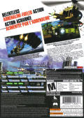 Just Cause 2 Windows Back Cover