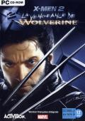 X2: Wolverine's Revenge Windows Front Cover