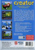 LEGO Creator Windows Back Cover