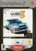 WRC 3: The Official Game of the FIA World Rally Championship PlayStation 2 Front Cover