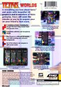 Tetris Worlds Xbox Back Cover