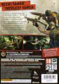 Army of Two: The 40th Day Xbox 360 Back Cover