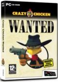 Crazy Chicken Wanted Windows Front Cover