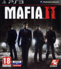 Mafia II PlayStation 3 Front Cover