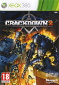 Crackdown 2 Xbox 360 Front Cover