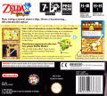 The Legend of Zelda: Phantom Hourglass Nintendo DS Back Cover
