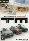 TrackMania Original Windows Front Cover
