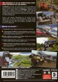TrackMania United Forever (Limited Edition) Windows Back Cover