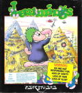 Lemmings DOS Front Cover