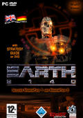 Earth 2140 Windows Front Cover