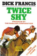 Twice Shy ZX Spectrum Front Cover