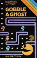 Gobble A Ghost ZX Spectrum Front Cover
