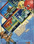 Pang ZX Spectrum Back Cover