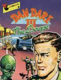 Dan Dare III: The Escape ZX Spectrum Front Cover