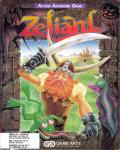 Zeliard DOS Front Cover