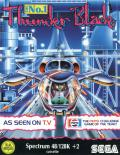 ThunderBlade ZX Spectrum Front Cover