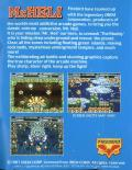 Mr. Heli ZX Spectrum Back Cover