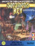Solomon's Key ZX Spectrum Front Cover