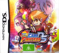 SNK VS. CAPCOM Card Fighters DS Nintendo DS Front Cover